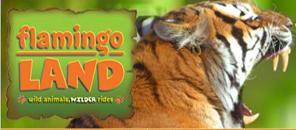 flamingo land zoo logo
